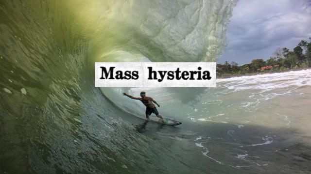 Mass Hysteria- Brad Flora