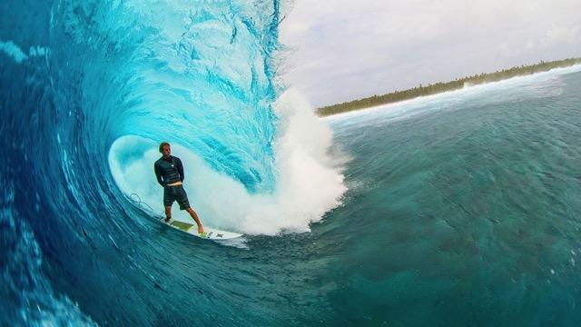 Ian Walsh Surfs Perfect Barrels with World Champ, John John Florence | Distance Between Dreams