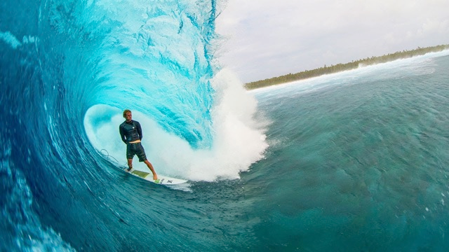 Ian Walsh Surfs Perfect Barrels with World Champ, John John Florence | Distance Between Dreams