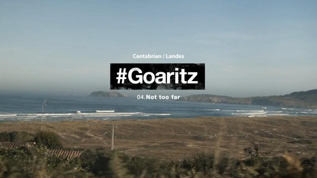#GOARITZ - NOT TOO FAR