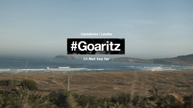 #GOARITZ - NOT TOO FAR