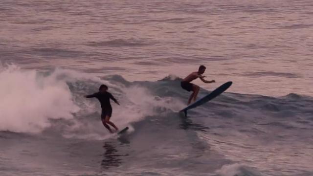 A BREATH OF BALI // surf skate travel