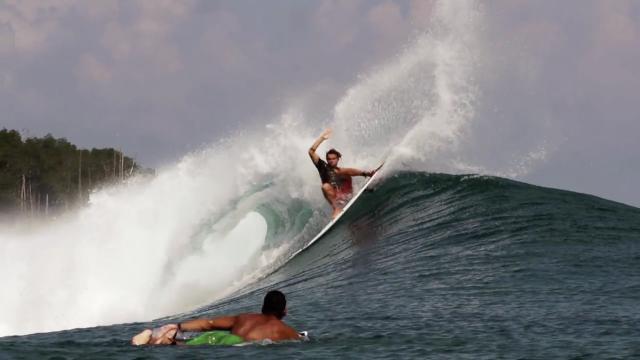 Marc Lacomare | Patrick Beven |  Mentawai