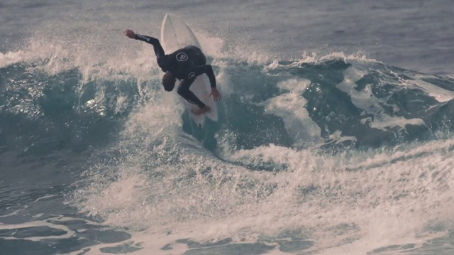 Here I am * ryan burch