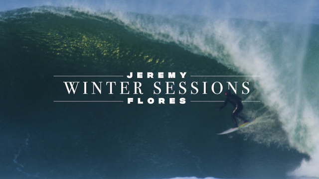 JEREMY FLORES || WINTER SESSIONS