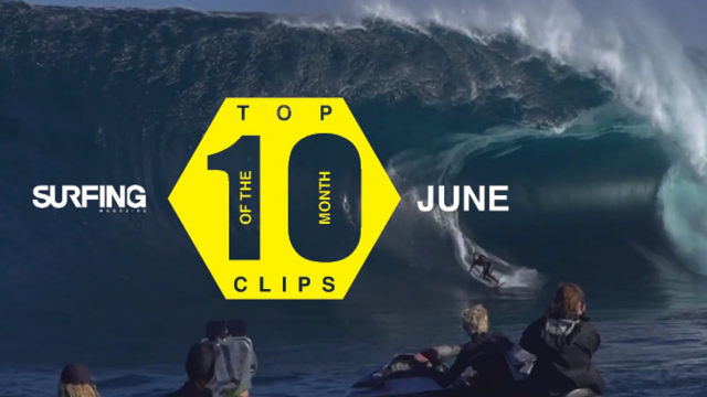 Top 10 Clips of June