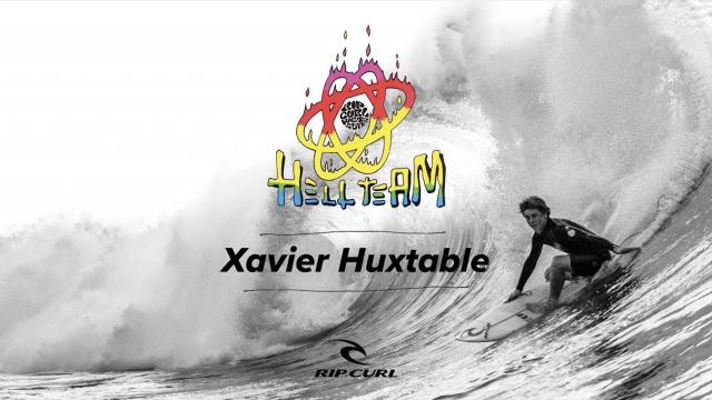 Xavier Huxtable | Hell Team | Rip Curl
