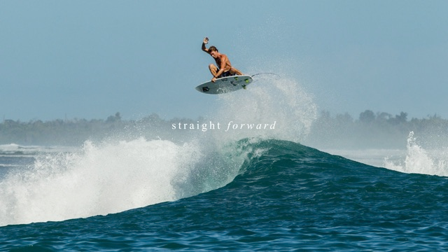 What Youth: Straight Forward - Ian Crane