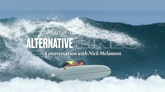 Log Artist Nick Melanson On Shaping Mentors, Knife Fights, Ghosts and More