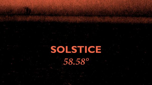 Solstice 58.58°