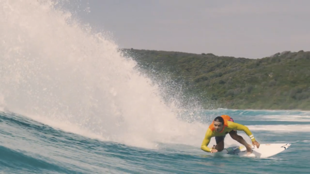 HURLEY | JULIAN WILSON'S FLIGHT PRACTICE