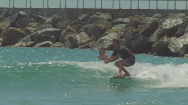 Calypso- A Few Waves