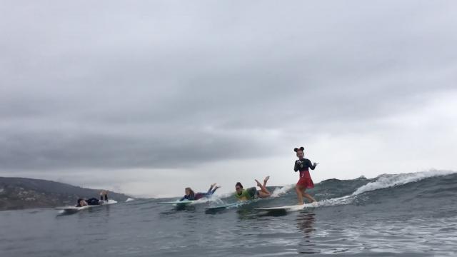 Maliboo Spooky Surf-Off 2016