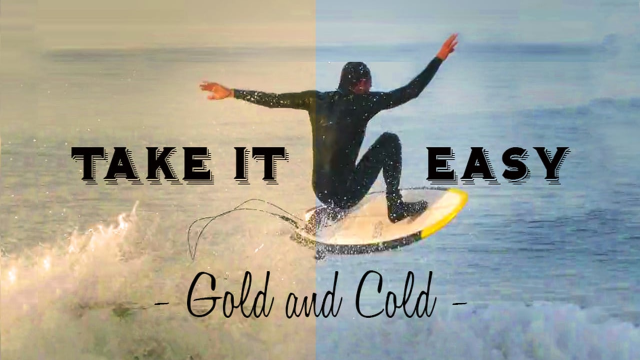Take it Easy: Gold and Cold