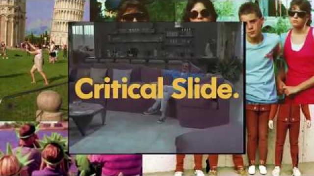 Critical Slide ~ Salsa Twin