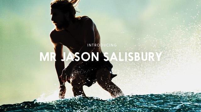 JASON SALISBURY JOURNAL VOL. 1