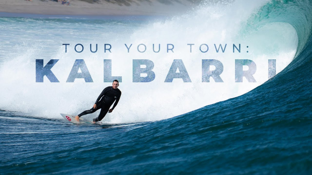 TOUR YOUR TOWN ep.3 - KALBARRI