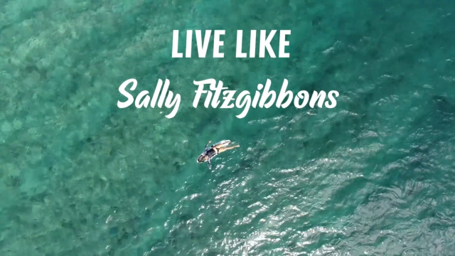 Sally Fitz at Hudhuranfushi