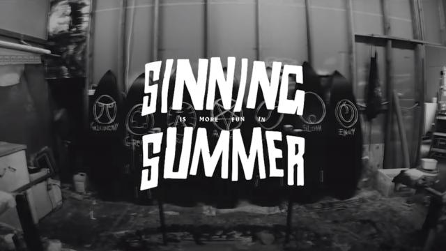 Stab Summer Sinner Hero