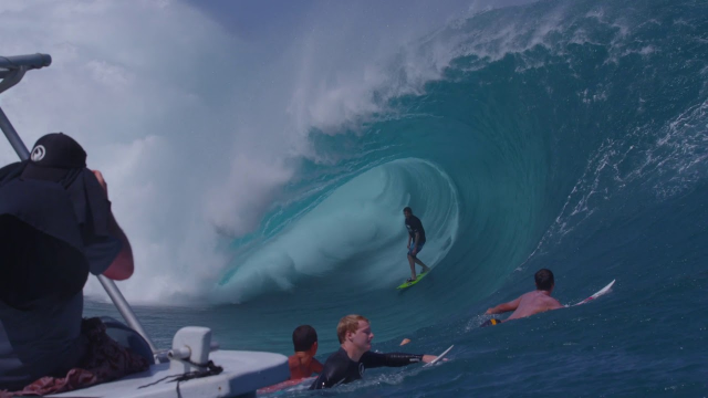 FLASHBACK - Magic Teahupoo Sessions