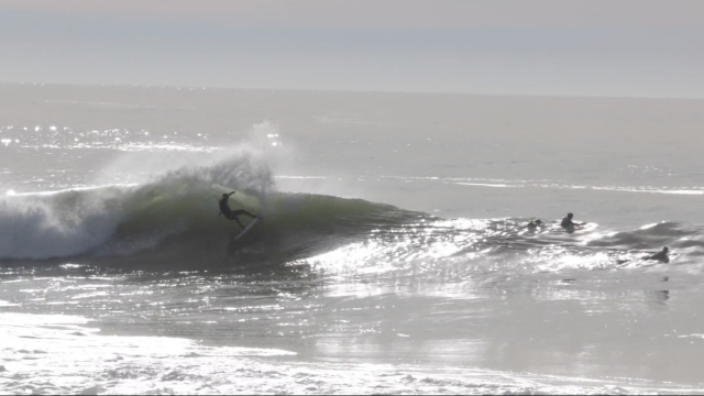A Quicky: B-roll surf edit