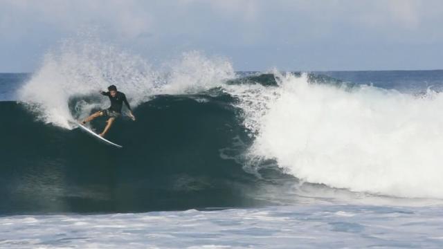 Matheus Navarro - Playa Negra / Costa Rica