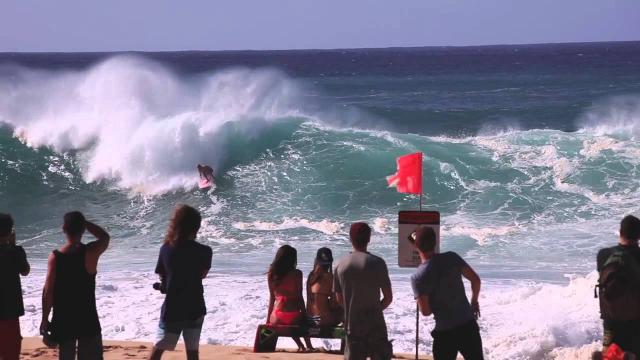 South Africa's Josh Redman, 2015 #Hawaii edit!