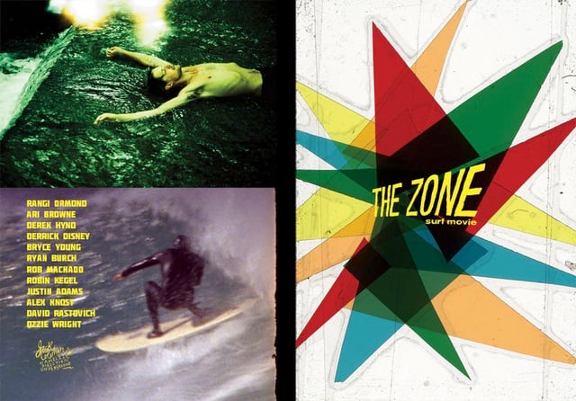 THE ZONE surf movie (teaser)