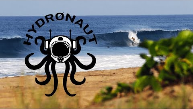 Built for Beach Break Barrels - The Hydronaut by Tomo and Firewire