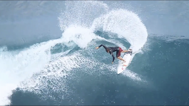 LNF: Alex Smith in BALi!