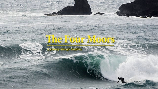 Nixon | The Four Moors: a journey through Sardinia