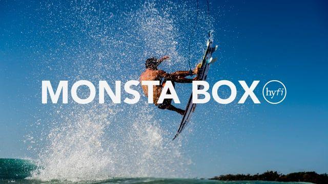 MonstaBox HYFI