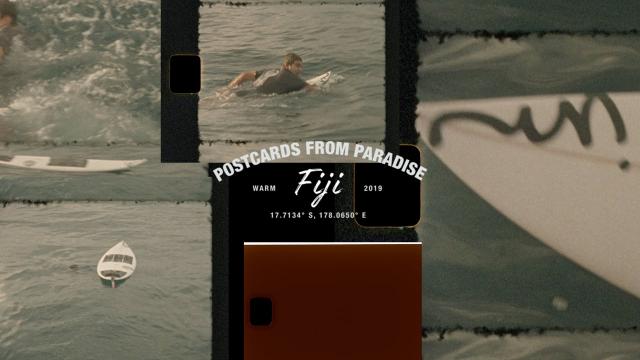 Postcards From Paradise // Fiji