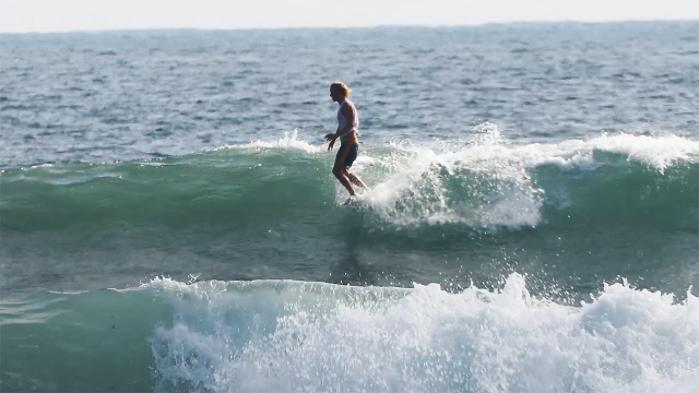 The World's Best Traditional Longboarders Hit Lower Trestles