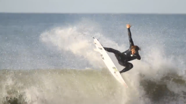 CONNER COFFIN Scores Late Season South Swell