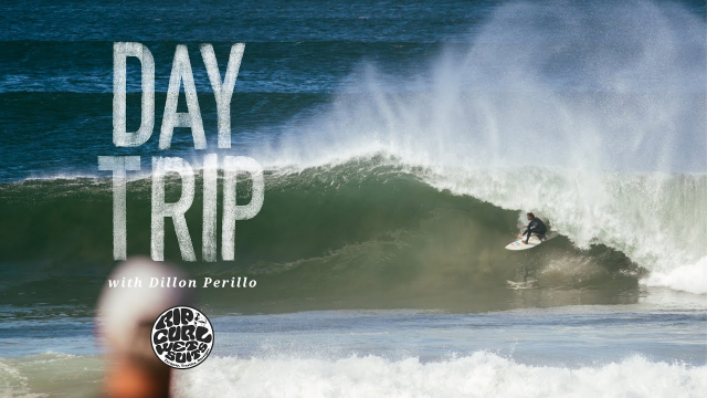 Day Trip with Dillon Perillo | Flashbomb by Rip Curl