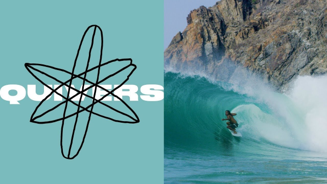 Zack Flores Goes Switch Stance in Mexico on his Self-Made Quiver