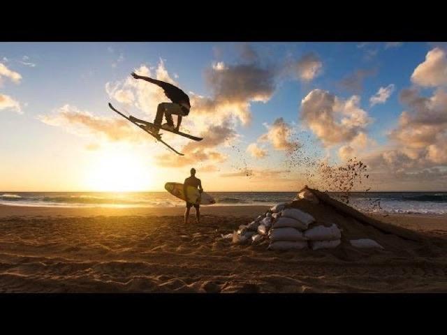 Who is JOB 5.0: Waimea River Surfing and Powder Skiing Hawaiian Style   S4E5