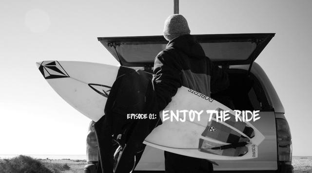 My Backyard - Episode 01 - Enjoy the Ride - Matt McCabe