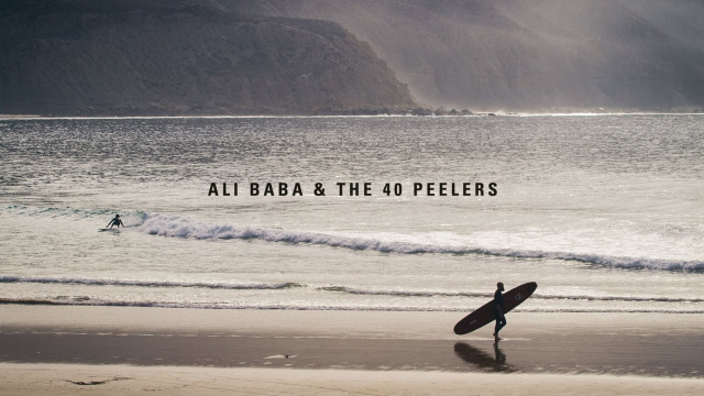 Ali Baba & the 40 peelers / Thomas Martin