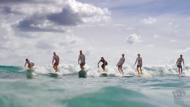 Byron Bay Surf Festival 2017