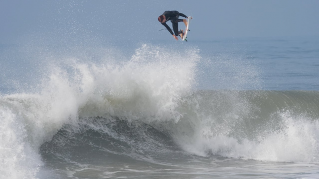 Ford Archbold Surfing Newport