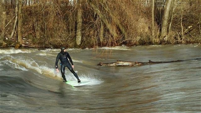 FLOOD SURFING