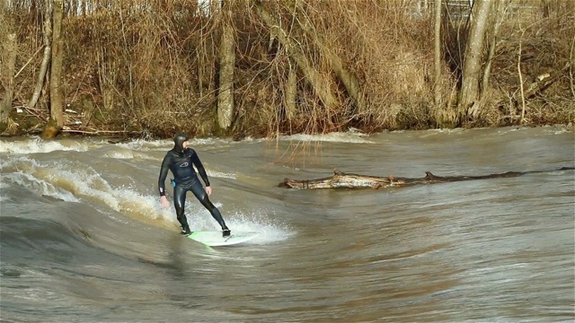 FLOOD SURFING