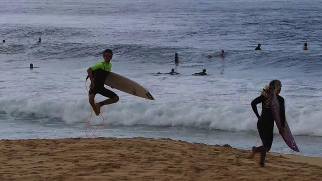 Aldo Chirinos _ Hawaiian playground