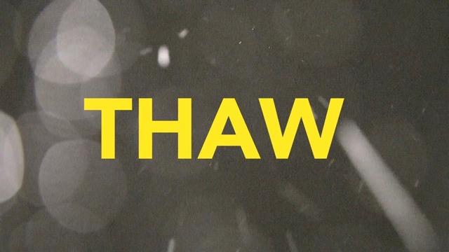 THAW - Sam Hammer