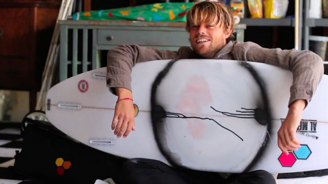 Dane Reynolds |  indoscopy