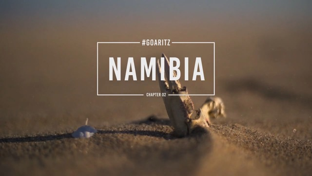 #GOARITZ - NAMIBIA