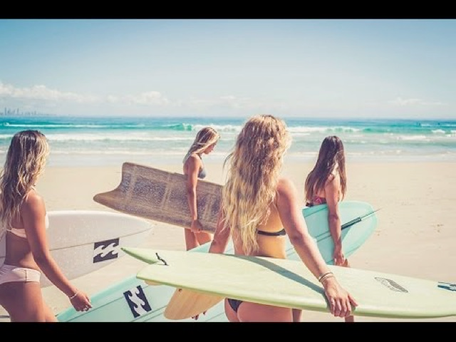 Billabong x John Frieda: Sun, Surf, Sand, Soul