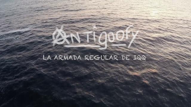 ANTIGOOFY - La armada regular de IQQ